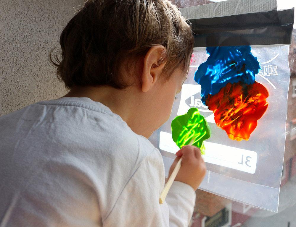 Las Bolsas Sensoriales y sus efectos en los niños
