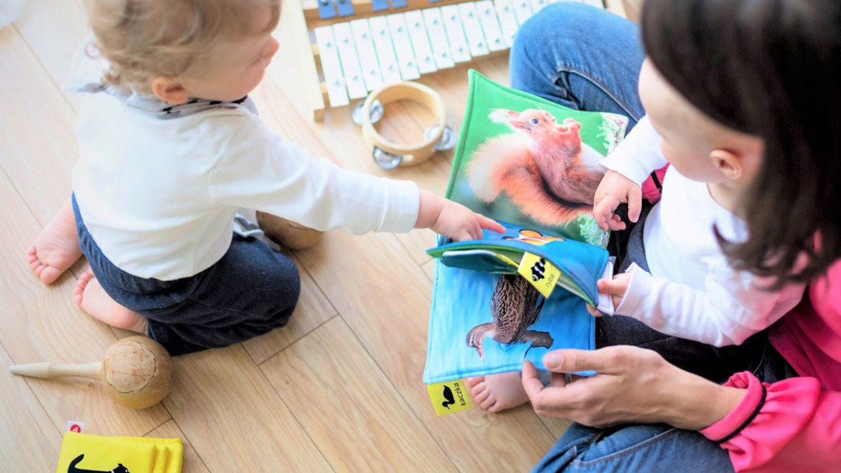 Los niños y sus familias: Una experiencia literaria.