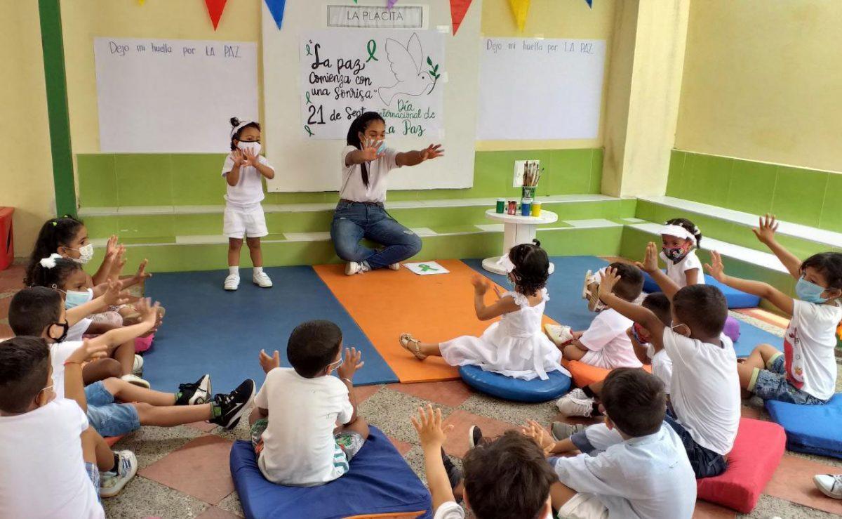 Cómo educar a tus hijos en los valores de la paz